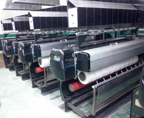 Polyester POY equipment