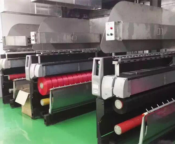 Polyester POY production line