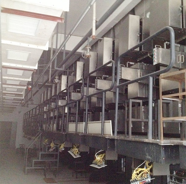 Polyester FDY equipment